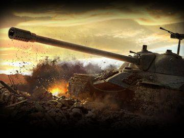 Акция - скидка на танки ветки Ис-7