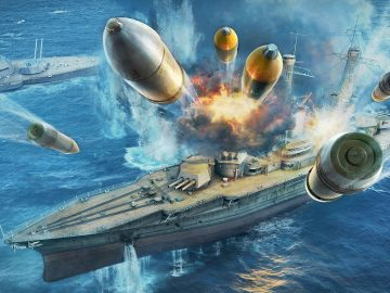 Боеприпасы в World of Warships