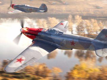 Истребители в World of Warplanes