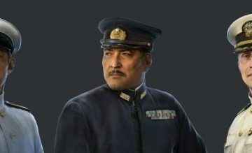 Командир корабля в World of Warships