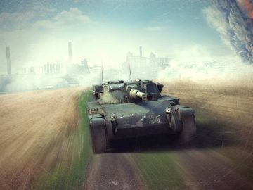 Лёгкие танки в World of Tanks