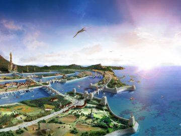 Мини-игра Возвращение Атлантиды