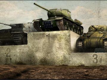 Победившие в третьем сезоне World of Tanks