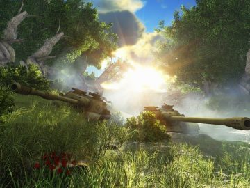 Противотанковые САУ в World of Tanks