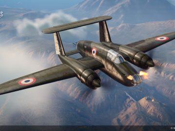 Самолёты Франции в World of Warplanes