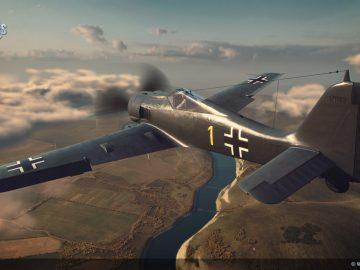 Самолёты Германии в World of Warplanes