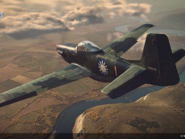 Самолёты Китая в World of Warplanes