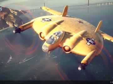 Самолёты США в World of Warplanes