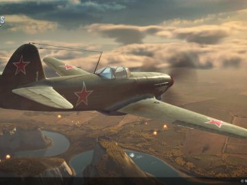 Самолёты СССР в World of Warplanes