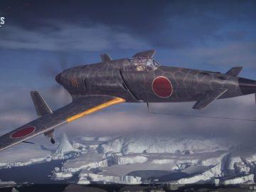 Самолёты Японии в World of Warplanes