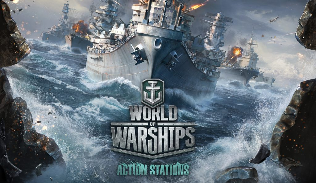 world of warships logo