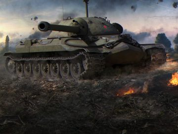 Тяжёлые танки в World of Tanks